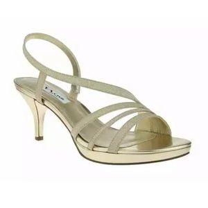 Nina Neely Women's Evening Dress Sandals